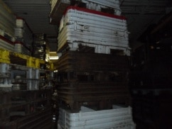 35 x 50 x 24 corrugated bins item 251
