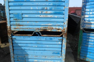 STEEL corrugated BINS 485338 28 ID-item 315B