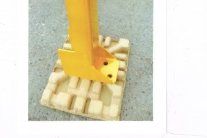 Post Protectors for Pallet Racking